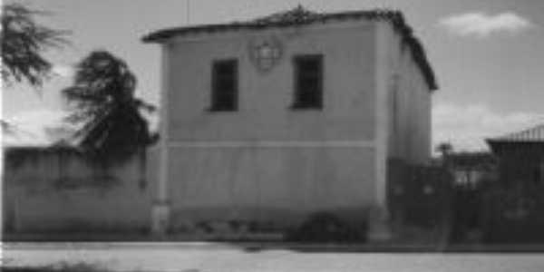 Pr�dio Antigo da Cadeia., Por D�rio Teixeira Cotrim