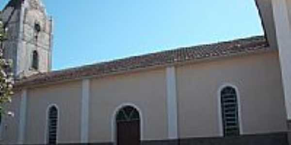 Igreja Matriz-Foto:LuziACruzFrata