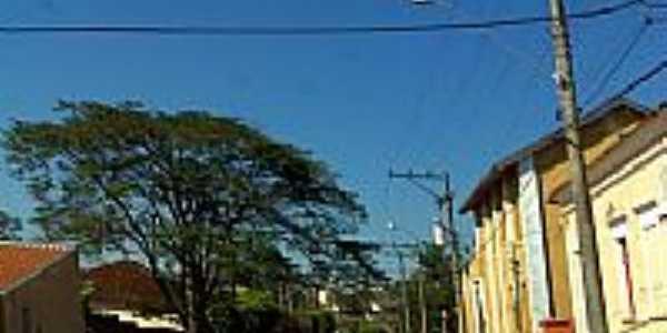 Rua da cidade-Foto:Celso Ortolan