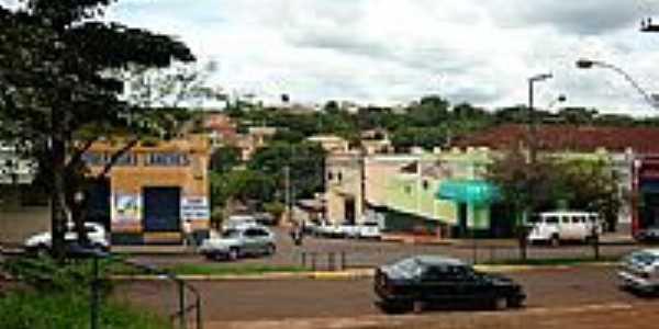 Vista da cidade-Foto:Luiz Allement