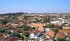 Borborema - Vista aérea de Borborema-SP, Por Paulo Araujo
