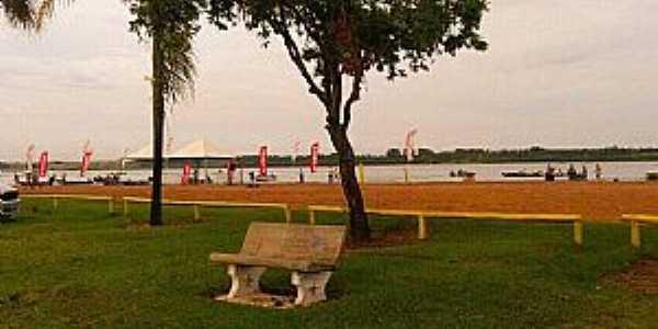 Imagens da cidade de Borborema - SP Prainha