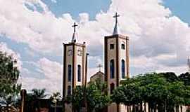 Botelho - Igreja Matriz de Santa Terezinha-Foto:Zekinha