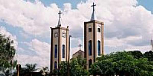 Igreja Matriz de Santa Terezinha-Foto:Zekinha