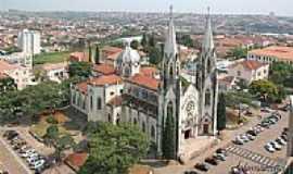 Botucatu - Catedral de Sant�Ana-Foto:fotomarco3d