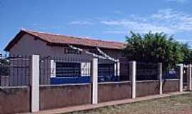 Palmeiras - Escola Carolino Pereira de Araújo em Palmeiras-BA-Foto:pisantos