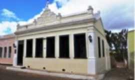 Palmeiras - Museu da cidade, Por Tulio Nepomuceno de Oliveira