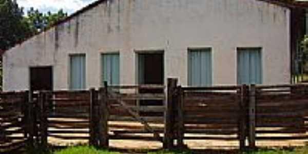 Casa área rural em Palmeiras-BA-Foto:namoralcomigo