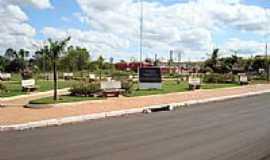 Braúna - Praça Prefeito Waldir Hecht foto E M