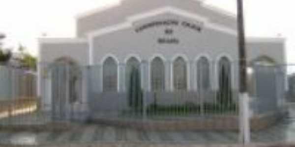 Nova congregaçao, Por mari silva
