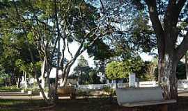 Brodowski - Brodowski-SP-Praça em frente à casa de Portinari-Foto:Paulo Cesar da Silva