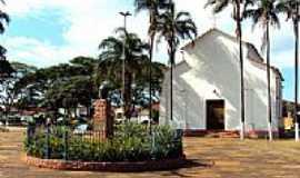 Brodowski - Capela de Santo Antonio na Praça Cândido Portinari-Foto:.Regi