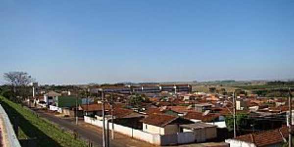Brodowski-SP-Vista da cidade-Foto:Alexandre Bonacini