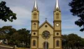Brotas - Igreja Matriz., Por Guilherme Trombini