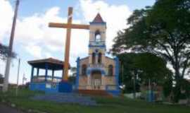 Brotas - Capela Santa Cruz., Por Guilherme Trombini