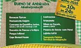 Bueno de Andrada - Festival Delicias do Milho em Bueno de Andrada
