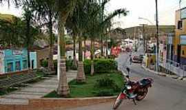 Jacuípe - Avenida Central em Jacuípe-Foto:ednaldorocha