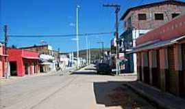 Jacu�pe - Jacu�pe-AL-Avenida central-Foto:jose ednaldo lins da rocha