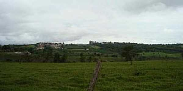Parafuso-BA-A cidade e região vistas da estrada-Foto:Hernane Mendes de Oliveira