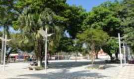 Buri - Praça Matriz, Por burisp.com.br