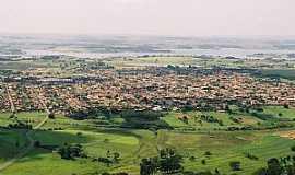 Buritama - Buritama-SP-Vista aérea da cidade-Foto:Cezar Alberto Mendes