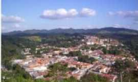 Cabreúva - Foto aérea da Cidade de CAbreúva (centro), Por Câmara de Dirigentes Lojistas de CAbreúva