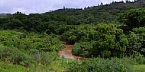 Rio Tietê em Cabreúva-Foto:Caio Graco Machado