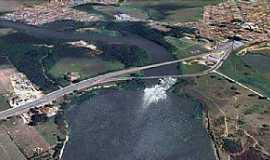 Caçapava - Ponte do Rio Paraíba do Sul em Caçapava.