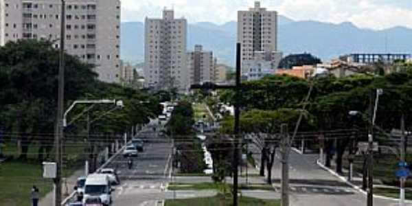 Ponte do Rio Paraíba do Sul em Caçapava.