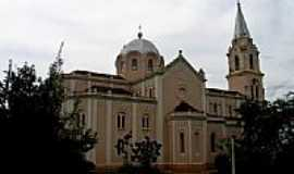 Cafelândia - Igreja Matriz de Santa Isabel-Foto:vladimir1966