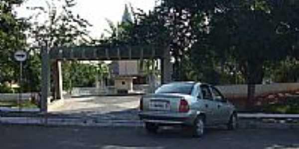 Praça-Foto:Minduim