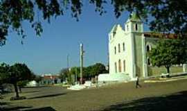 Paramirim - Capela de Santo Ant�nio em Paramirim-BA-Foto:Osm�rio Junior
