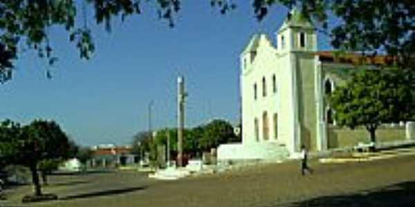 Capela de Santo Antônio em Paramirim-BA-Foto:Osmário Junior