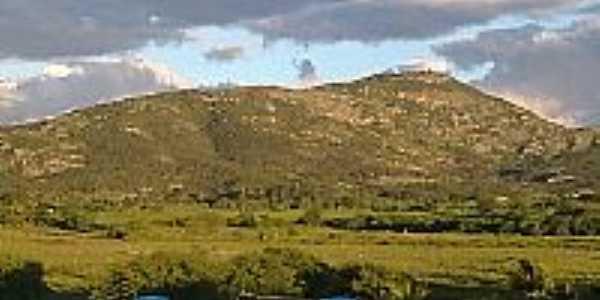 Serra da torre em Paramirim-BA-Foto:m.antonio batista