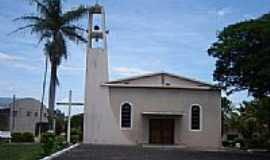 Caiabu - Igreja Matriz-Foto:Elly Kuck