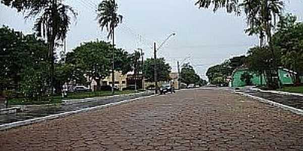 Imagens da cidade de Caiuá - SP