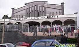 Cajati - Igreja da Congregação Cristã do Brasil-Foto:Jose Carlos Quiletti