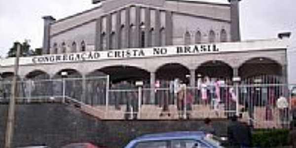 Igreja da Congregação Cristã do Brasil-Foto:Jose Carlos Quiletti