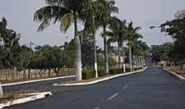 Cajobi - Avenida-Foto:José Bento Chimello