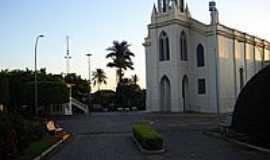 Cajobi - Igreja Matriz-Foto:José Bento Chimello