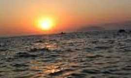 Cambaquara - Pôr do  Sol em Cambaquara