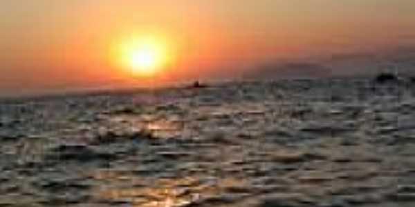 Pôr do  Sol em Cambaquara