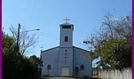 Campestrinho - Igreja de N.S.de Fátima-Foto:Altemiro Olinto Cris…
