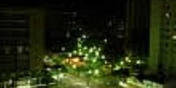 Vista noturna-Foto:Panoramio