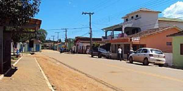 Campina de Fora-SP-Avenida central-Foto:rbsp.com.br