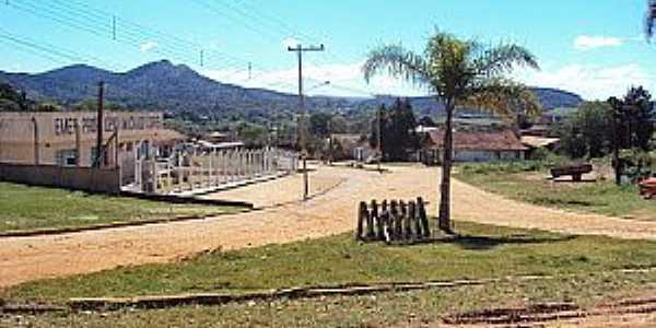 Campina de Fora-SP-Entrada da cidade-Foto:CARVALHO
