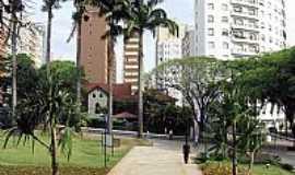 Campinas - Campinas-SP-Pra�a da Biblioteca Municipal-Foto:Eduardo Dantas
