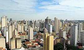 Campinas - Campinas-SP-Vista parcial do centro da cidade-Foto:Eduardo Dantas