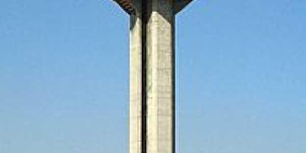 Campinas-SP-Torre de Controle no Aeroporto de Viracopos-Foto:Eduardo Dantas