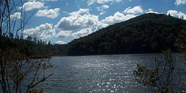 Campos do Jordão-SP-Lago Pico Itapeva, à 2.300mts de altitude-Foto:Josue Marinho